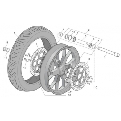 roue avant factory 1
