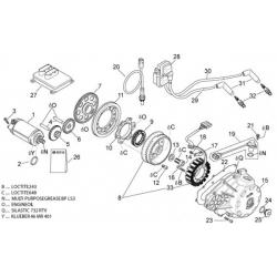 7 - roue dentée roue libre