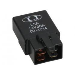 4 - relais 12V / 30A